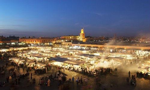 ferðir til marrakech