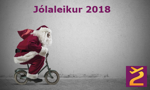Jólaleikur Ticket2Travel.is 2018